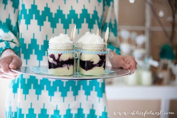 {Recipe} Layered Pudding Dessert