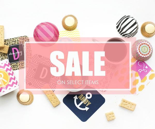 Clearing Out The Shop & A Sale!