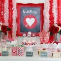 Valentines Day Party by A Blissful Nest