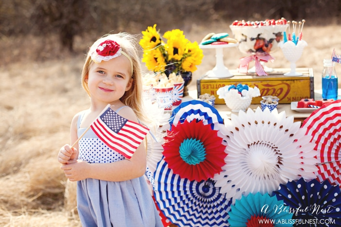 4th of July Party Ideas by A Blissful Nest 011