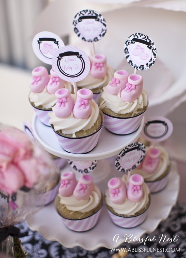Baby Shower by A Blissful Nest