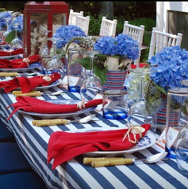 15 Fabulous Patriotic Tablescapes