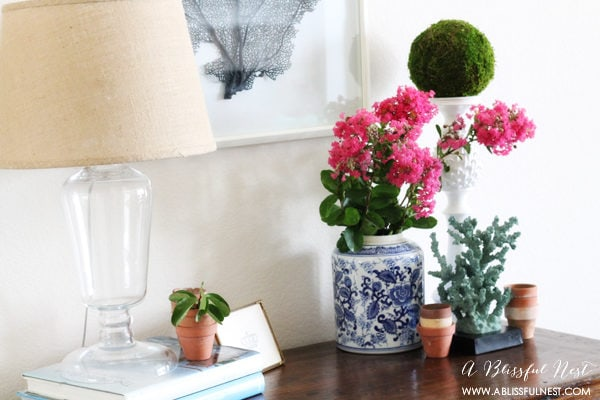 {DIY Tutorial} Tree Branch Flower Arrangements