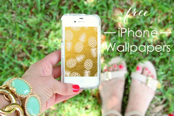 Free iPhone Wallpapers – Summer Edition!