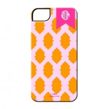 Ikat Cell Phone Case - Pink