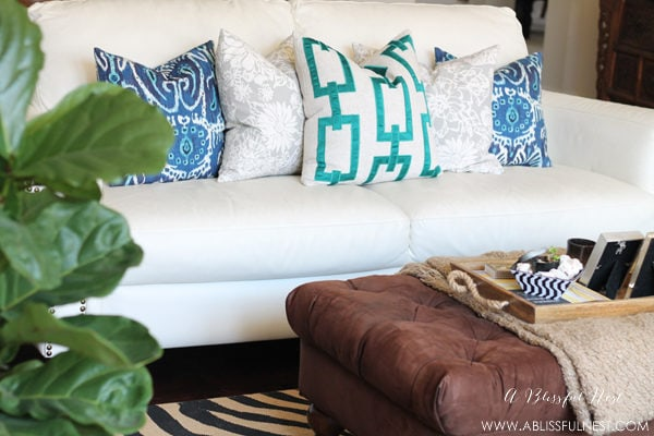 Pillow Styling Tips