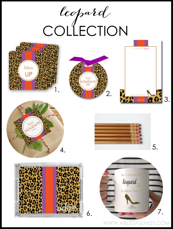 Leopard Collection by A Blissful Nest