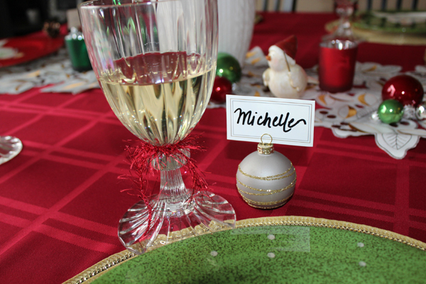 christmas dinner party ideas by ellery designs