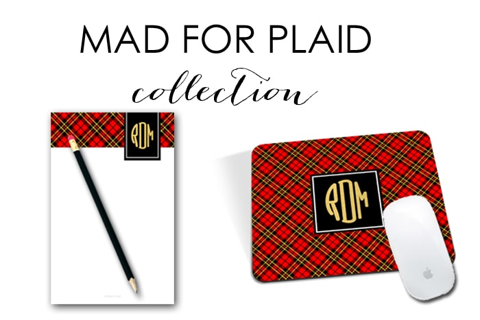 Mad For Plaid – Plaid Inspiration and Our Newest Collection!