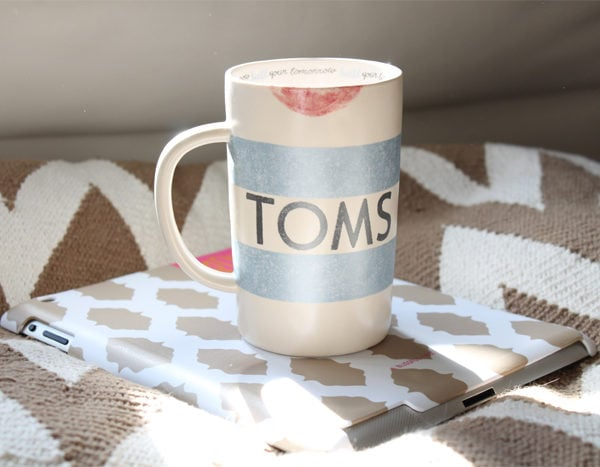 Cozying Up with #TOMSforTarget