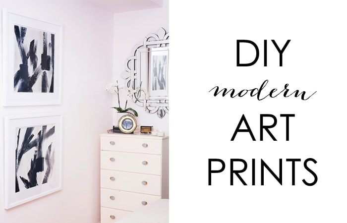 DIY Art Prints