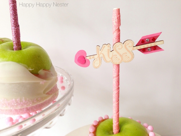 carmel Apple Recipe by Happy Happy Nester