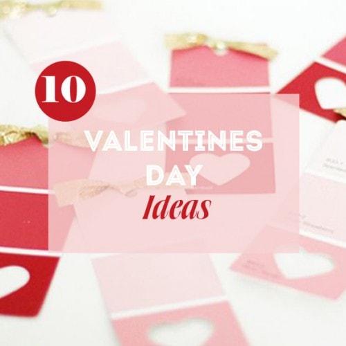 Valentine\'s Day Home Decor Ideas - 25 BEST Ideas