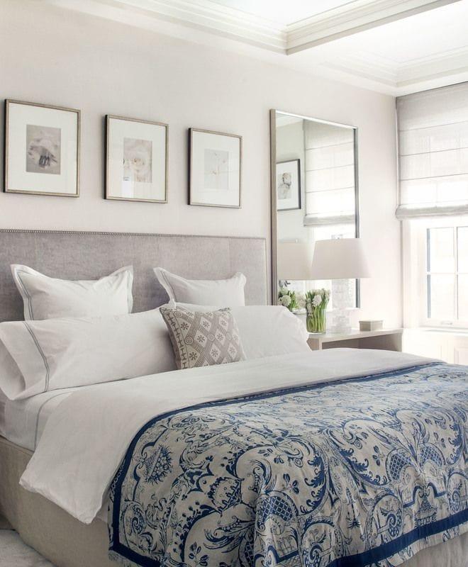 Master bedroom Ideas via A Blissful Nest