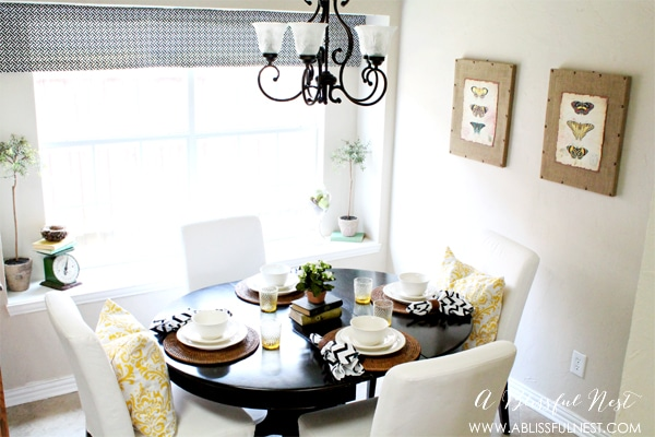 Breakfast Room Ideas & Plans