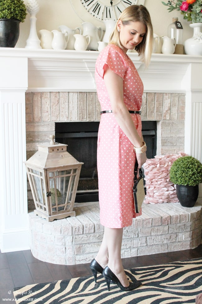 Spring Dress Ideas via A Blissful Nest