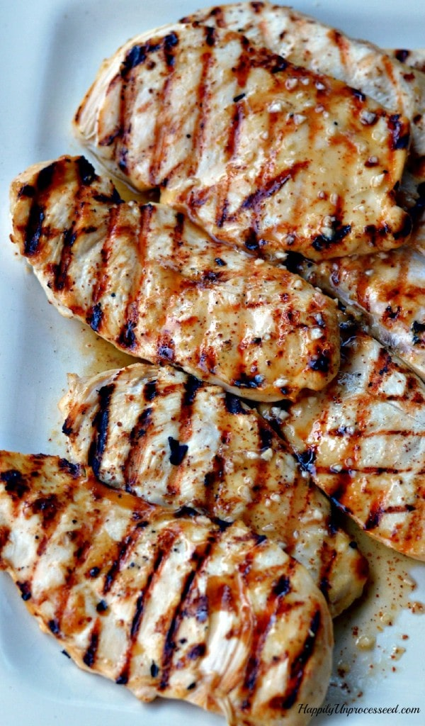 Best Grilled Chicken Recipe