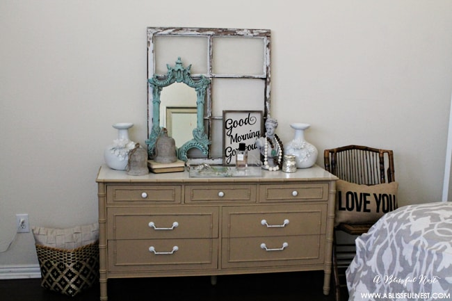 Henry Link Dresser Styling by A Blissful Nest