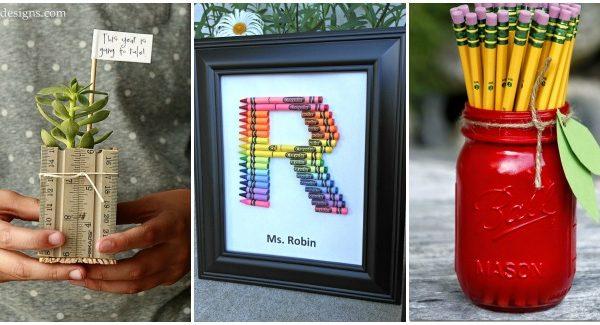 25 Back To School Teacher Gift Ideas