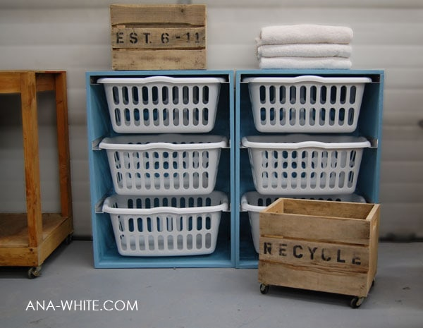 Amazing home organization ideas! See more on https://ablissfulnest.com/ #organizationideas #organize #homeorganization