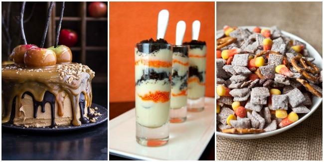 50 Fabulous Halloween Desserts