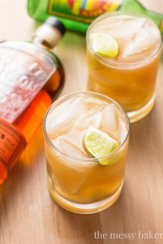 Apple-Ginger-Bourbon-Cocktail