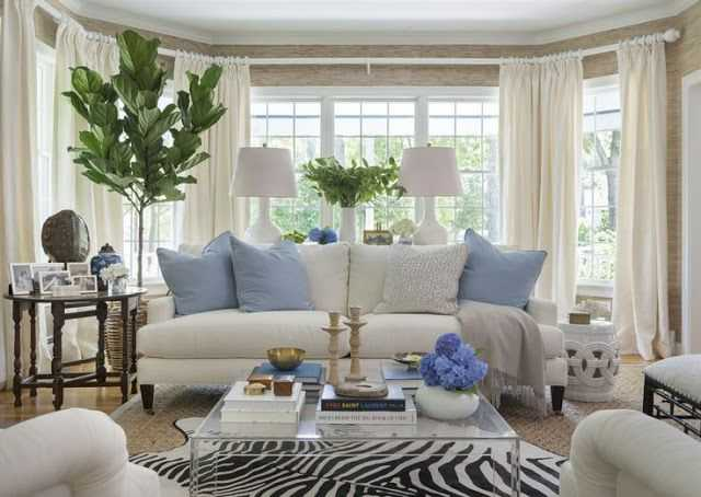 We dissect the design of this gorgeous room so you have design tips on how to recreate this dream space.