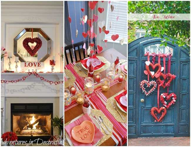 25 Valentine's Day Home Decor Ideas