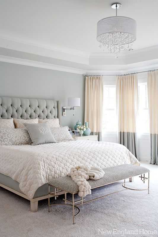 Bedroom Ideas Neutral Part - 26: Design Details On How To Get This Neutral U0026 Serene Master