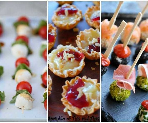 25 Best Appetizers To Serve