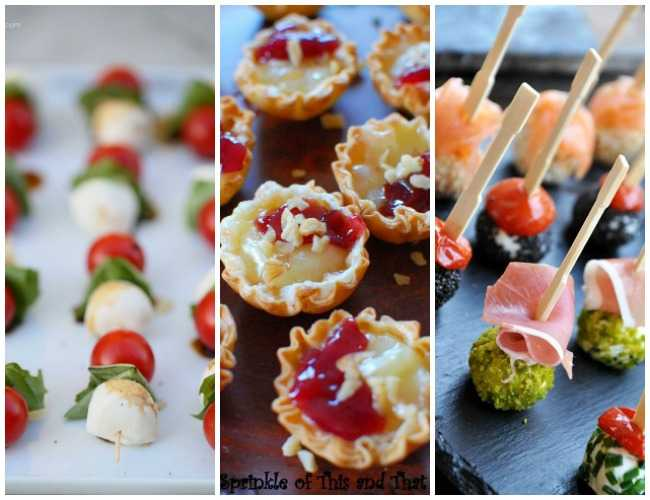 party food recipes 25 best appetizers to serve for entertaining 30891