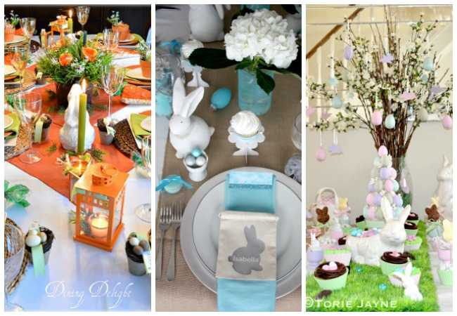 10 Easter Table Ideas