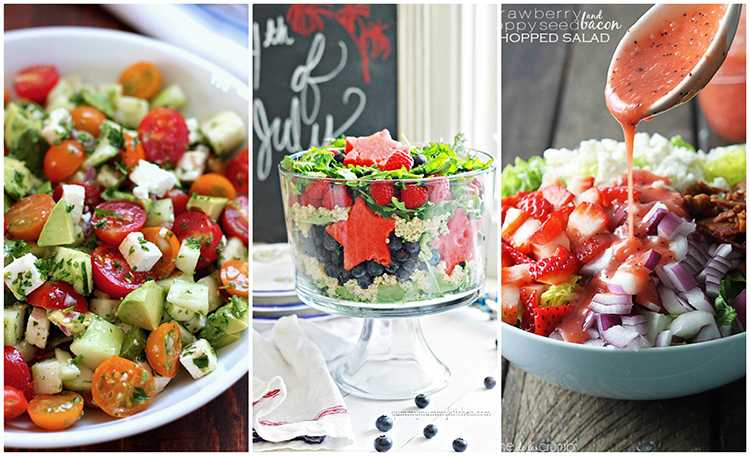 These are the yummiest summer salad recipes!