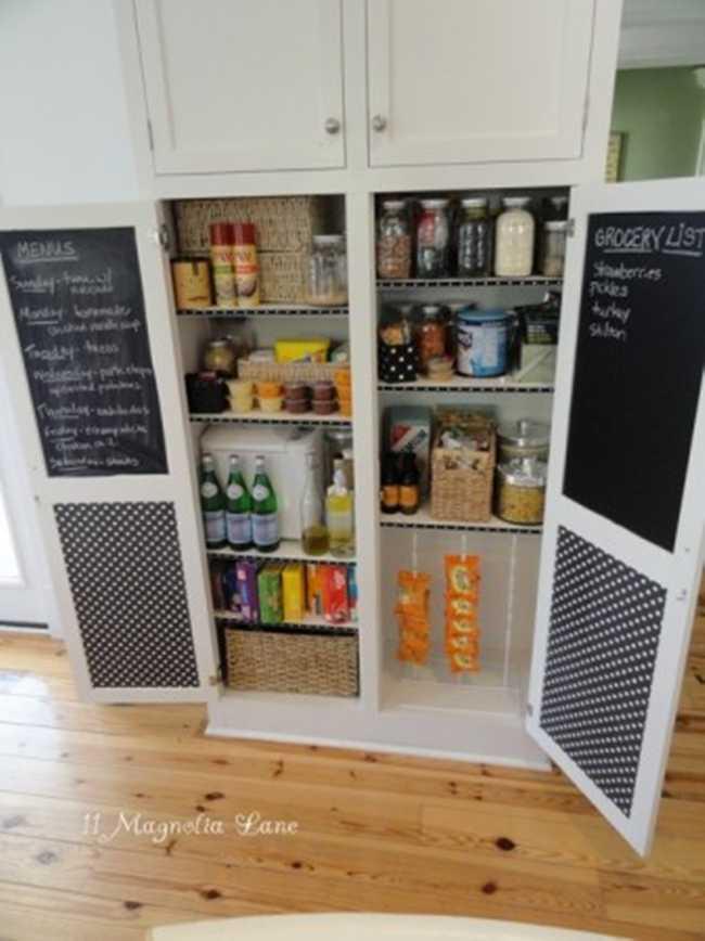 Pantry Organization, 25 Kitchen Organization Ideas