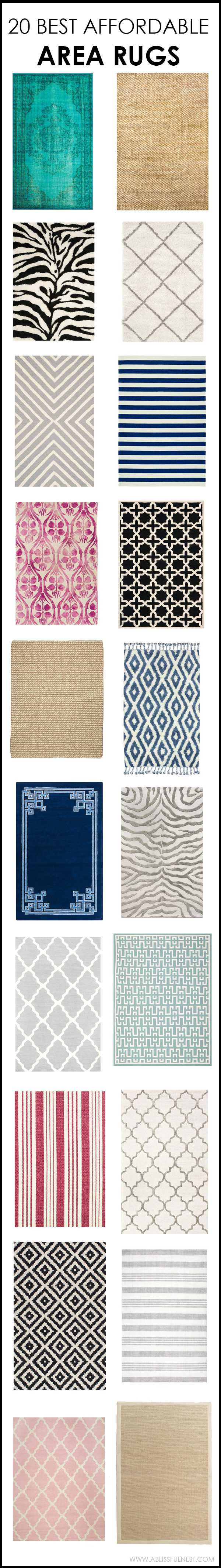 We Ve Got 20 Of The Best Area Rugs For You To Choose From