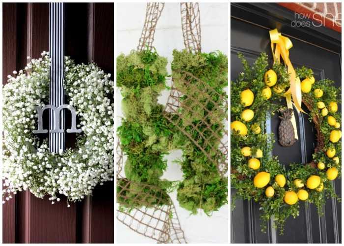 15 Best Spring Wreaths