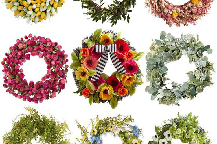 15 Best Spring Wreaths For Your Home