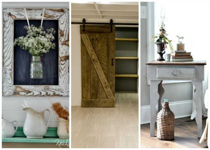 20 DIY Farmhouse Projects