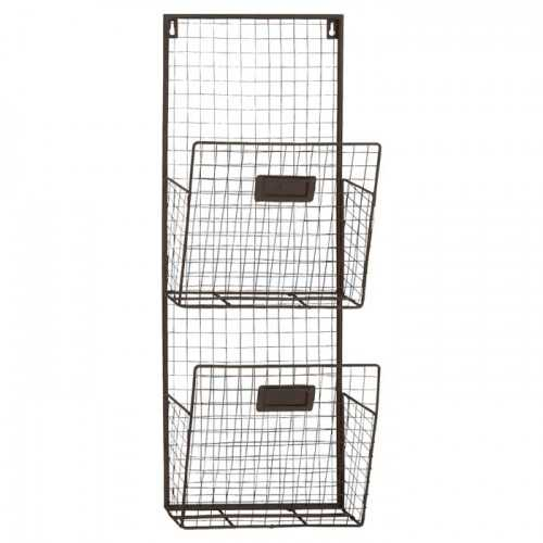 Augusta 2 Tier Wall Rack - Joss and Main, Top 30 Organization Products