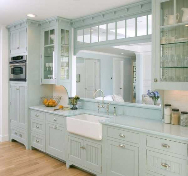 20 Spectacular Industrial Kitchen Designs That Will Get: 20 Farmhouse Kitchens For Fixer Upper Style + Industrial Flare