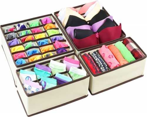 DecoBros Closet Underwear Organizer - Amazon, Top 30 Organization Products