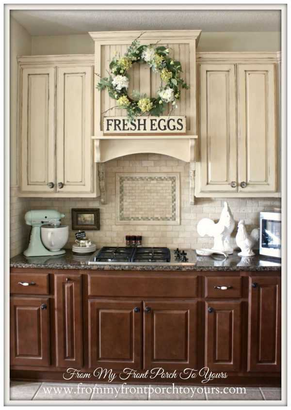 farmhouse kitchen cabinets. Glamorous From My Front Porch To Yours French Farmhouse Kitchen Sources  Nambah 20 Kitchens For Fixer Upper Style Industrial Flare