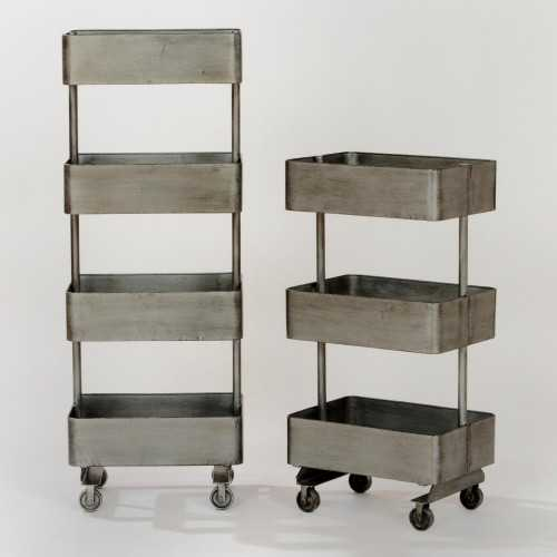 Jayden Metal Shelf Units - World Market, Top 30 Organization Products