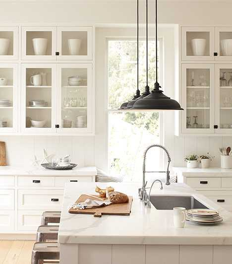 Industrial Farmhouse Kitchen 20 farmhouse kitchens for fixer upper style + industrial flare