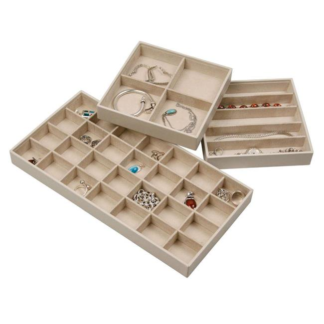 Love these jewelry organizers! #ABlissfulNest #organization