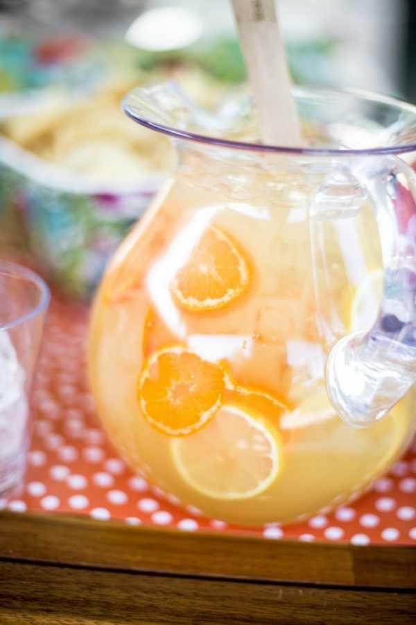Banana Rum Punch, 20 Best Summer Cocktails