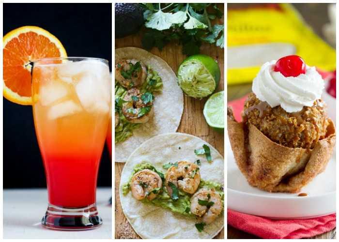 Cinco De Mayo Food and Drink Ideas
