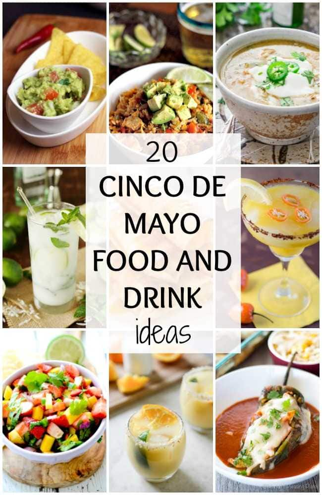 Cinco De Mayo Food and Drink Ideas PI