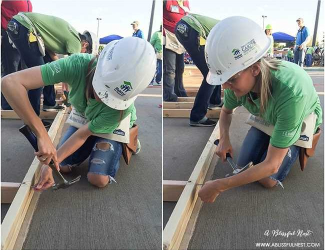 Celebrate Women Build Week with Habitat For Humanity and Lowes! Be a part of a movement empowering women builders and helping families in need.