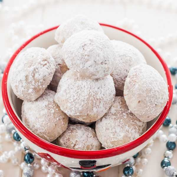 Mexican Wedding Cookies, Cinco De Mayo Food and Drink Ideas